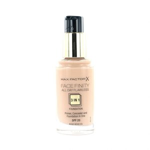 Facefinity All Day Flawless 3-in-1 Foundation - 65 Rose Beige