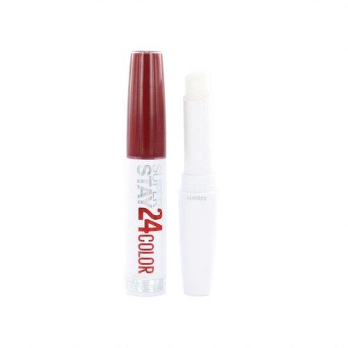 Maybelline SuperStay 24H Lipstick - 560 Red Alert