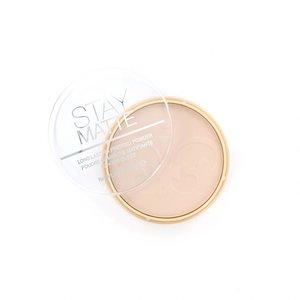 Stay Matte Pressed Powder - 003 Peach Glow