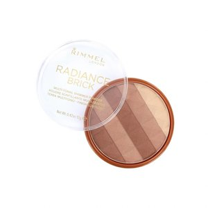 Radiance Brick Multifunctional Shimmer Poeder - 002 Medium