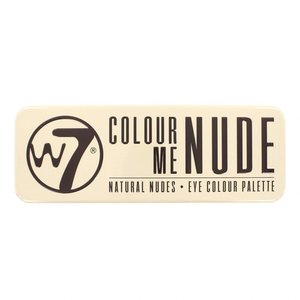 Colour Me Nude Natural Nudes Oogschaduw Palette