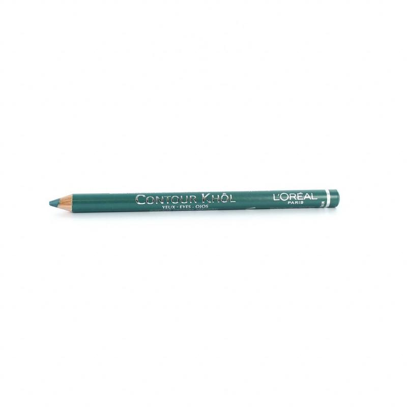 L'Oréal Contour Khol Oogpotlood - 148 Aquatic Blue