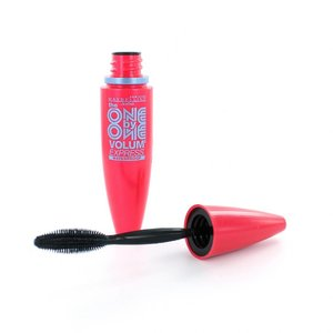 Volum'Express The One by One Waterproof Mascara - Black