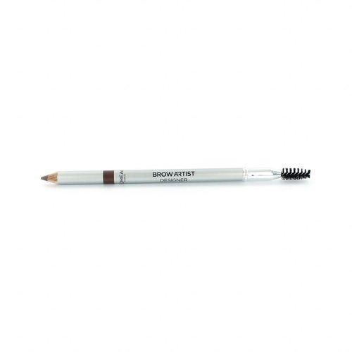 L'Oréal Brow Artist Designer Wenkbrauwpotlood - 302 Light Brunette