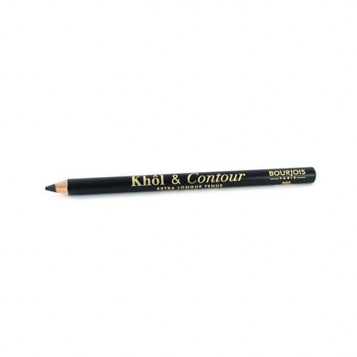 Bourjois Khol & Contour Extra Long Wear Oogpotlood - 002 Ultra Black