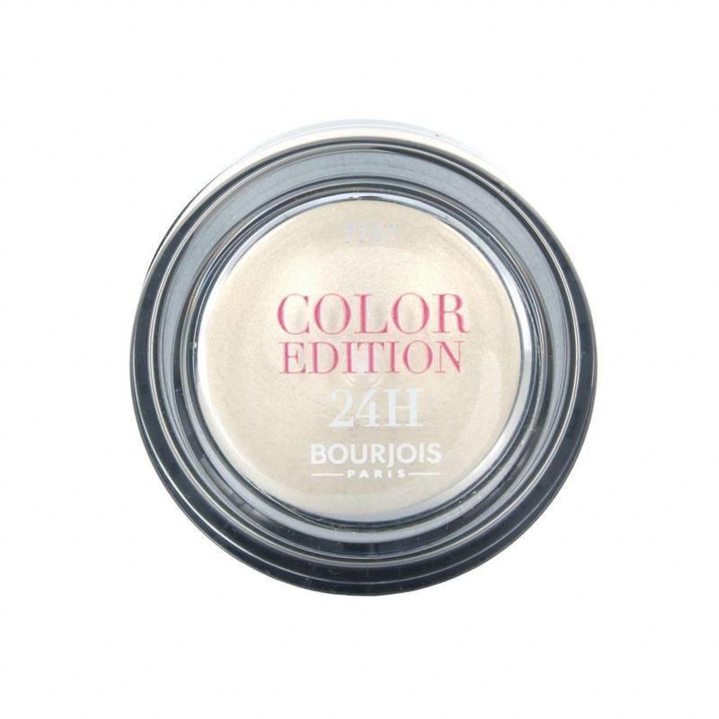 Bourjois Colour Edition Oogschaduw - 07 Flocon D'Or