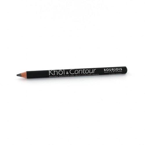 Bourjois Khol & Contour Oogpotlood - 01 Noir Expert