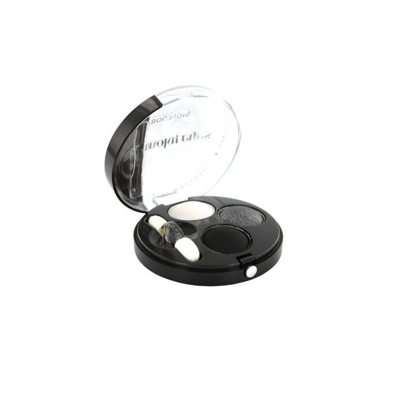 Bourjois Trio Smoky Eyes Lidschatten - 16 Gris Party