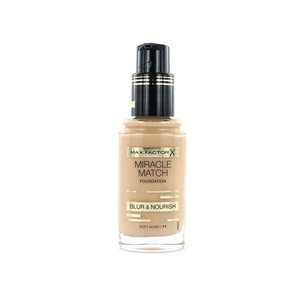 Miracle Match Foundation - 77 Soft Honey