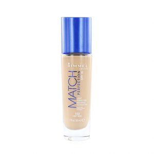 Match Perfection Foundation - 102 Light Nude