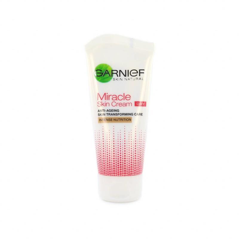 Garnier Skin Naturals Miracle Cream 50+