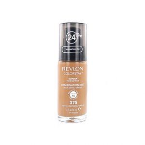 Colorstay Foundation With Pump - 375 Toffee (Oily Skin)