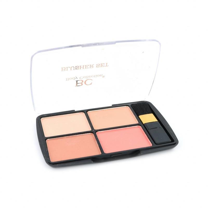 Body Collection Classic Blusher Set - Dusty Pink