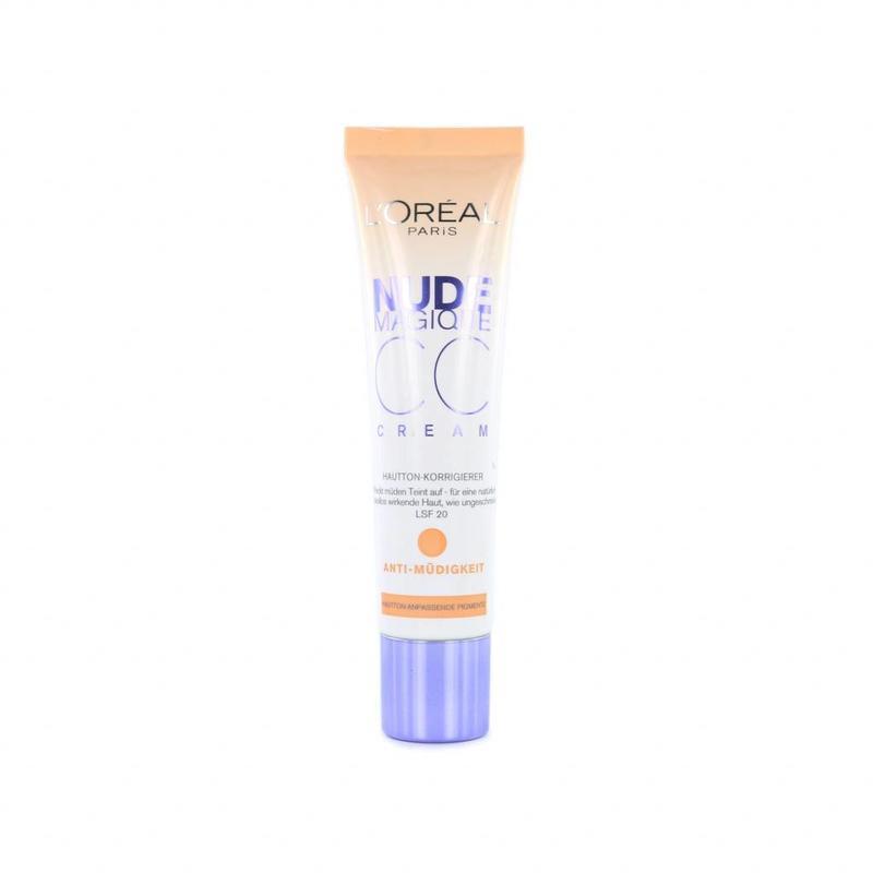 L'Oréal Nude Magique CC Cream Anti Fatique