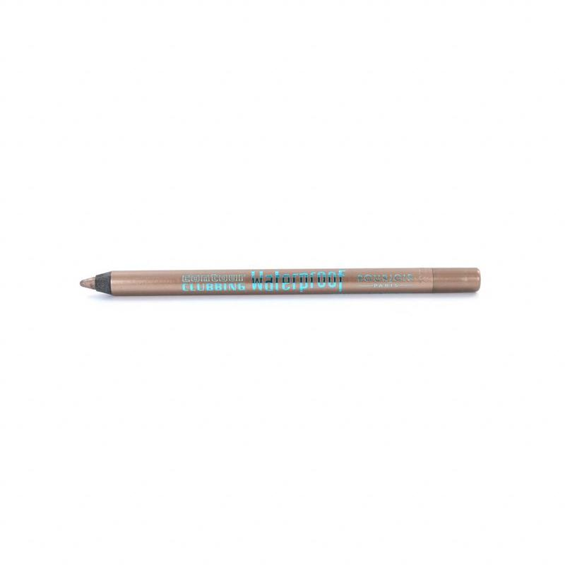Bourjois Contour Clubbing Waterproof Oogpotlood - 60 Taupe Of The Top