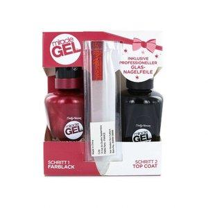 Miracle Gel Duopack Nagellak - 555 Bordeaux Glow