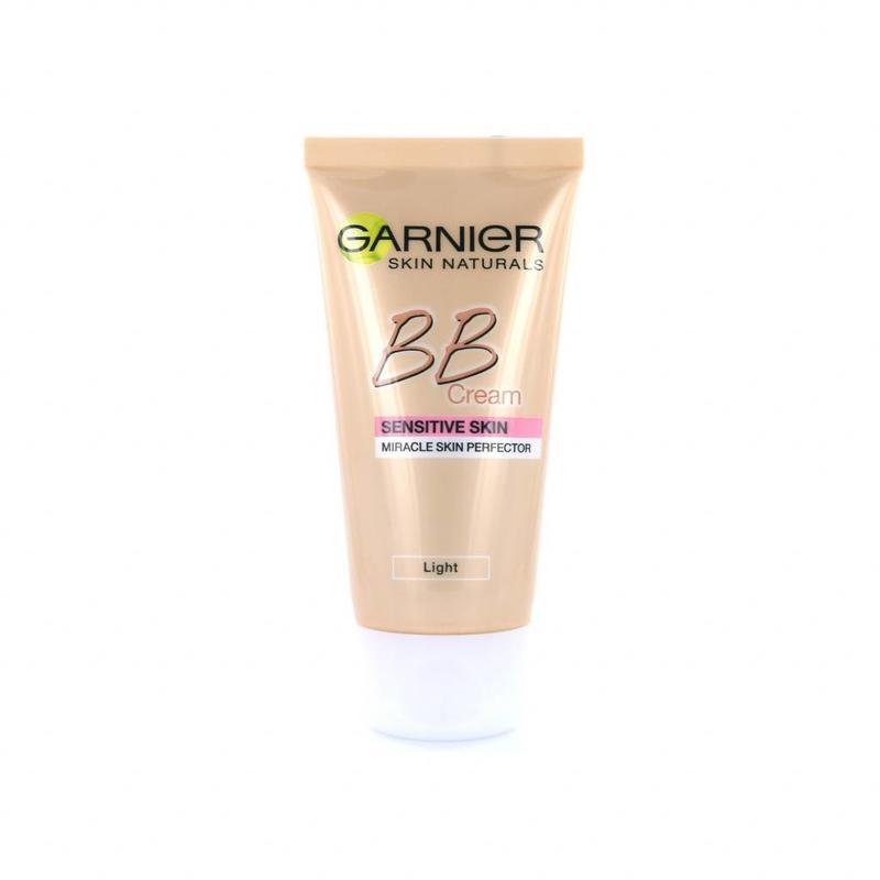 Garnier Skin Naturals BB Cream Sensitive Skin - Light
