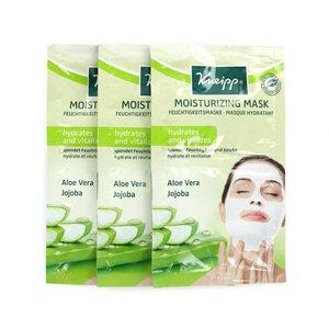 Moisturizing Masker - Aloë Vera Jojoba (3 sets van 2 maskers)