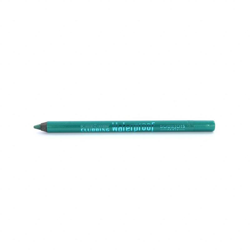 Bourjois Contour Clubbing Waterproof Oogpotlood - 50 Loving Green
