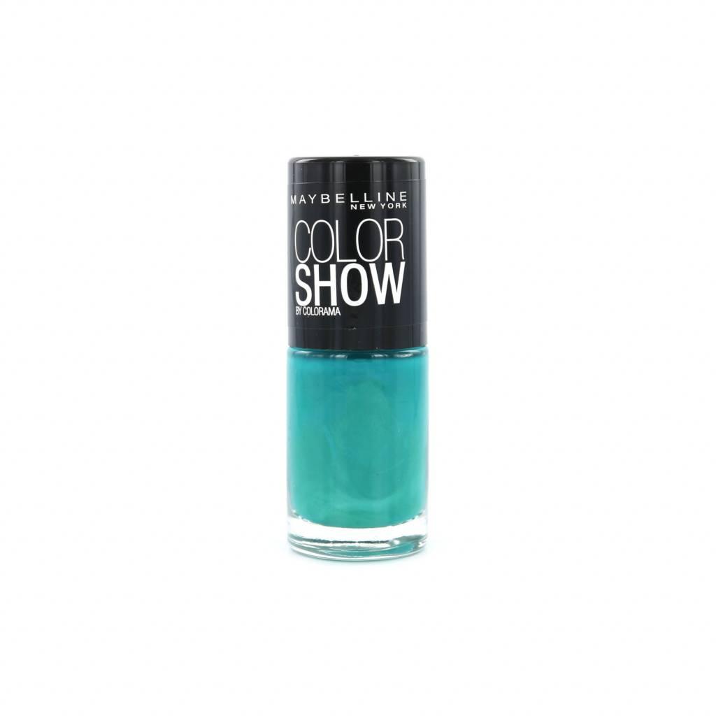 Maybelline Color Show Nagellak - 120 Urban Turquoise