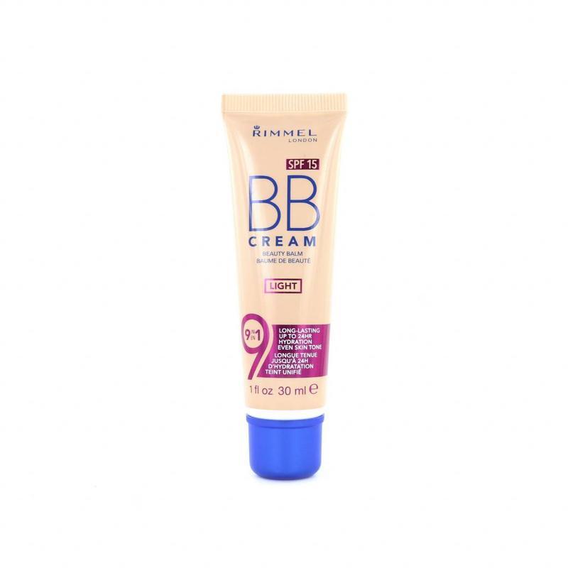Rimmel Long Lasting BB Cream - Light