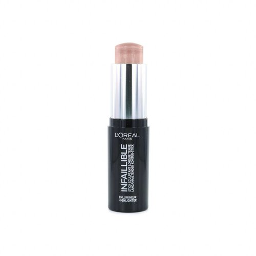 L'Oréal Infallible Longwear Shaping Highlighter Stick - 501 Oh My Jewels