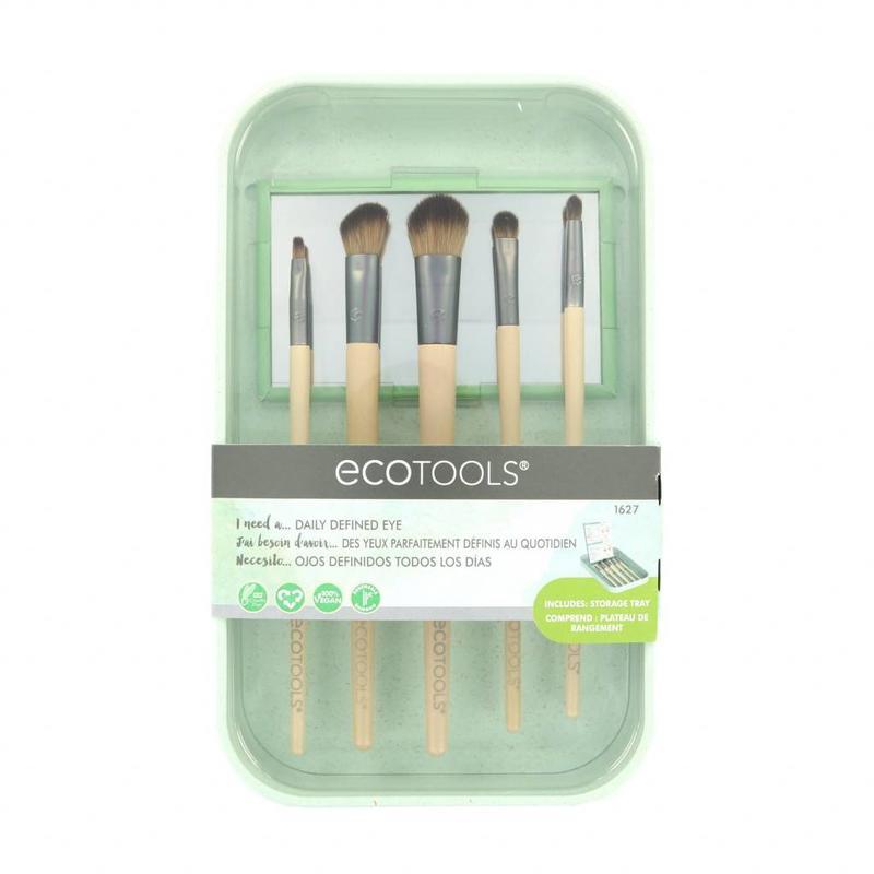 Ecotools Daily Defined Eye Brush Set