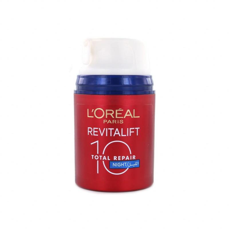 L'Oréal Revitalift Total Repair Night Cream