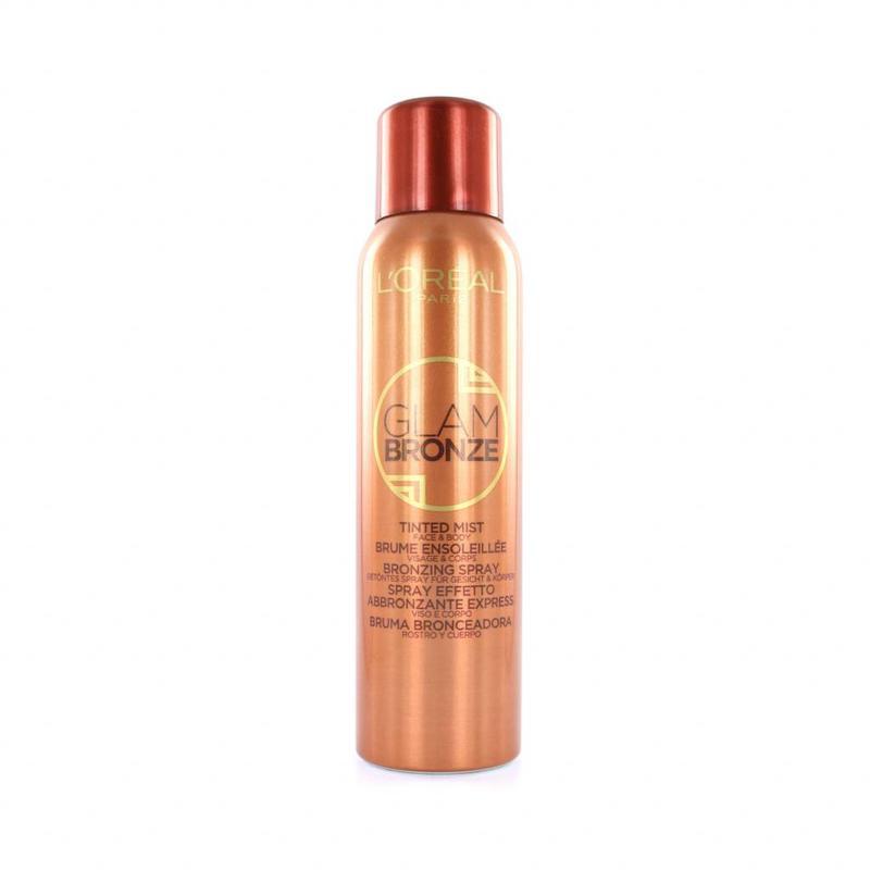 L'Oréal Glam Bronze Tinted Mist Face & Body