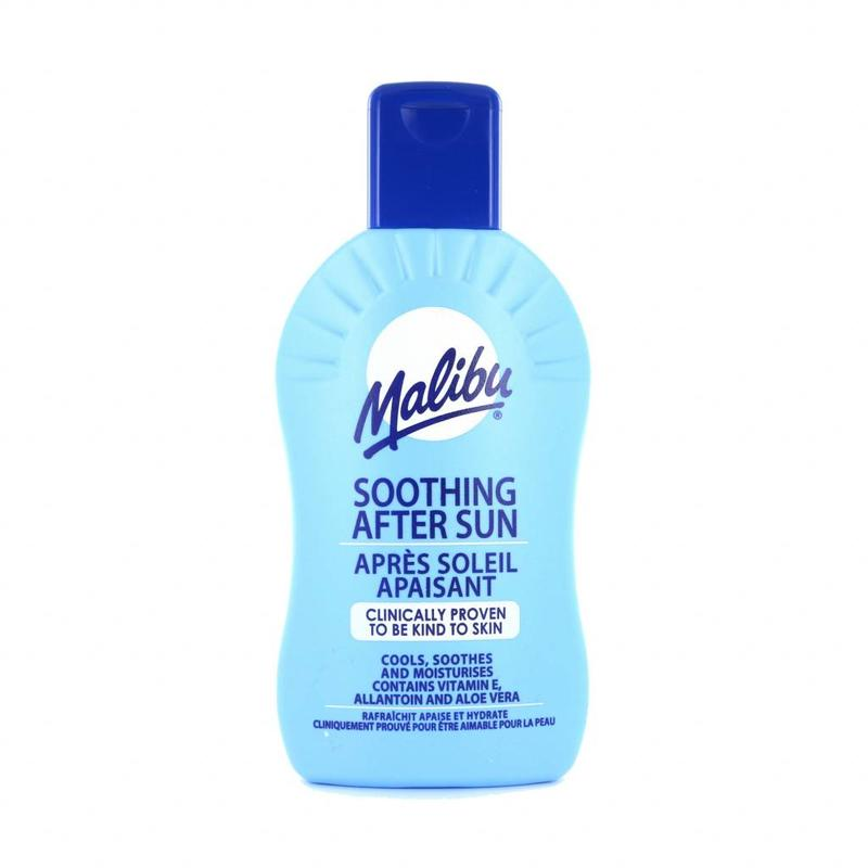 Malibu Soothing After Sun Lotion - 200 ml