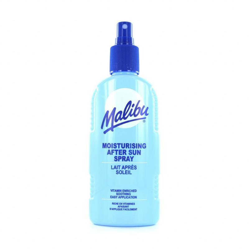 Malibu Moisturising After Sun Spray - 200 ml