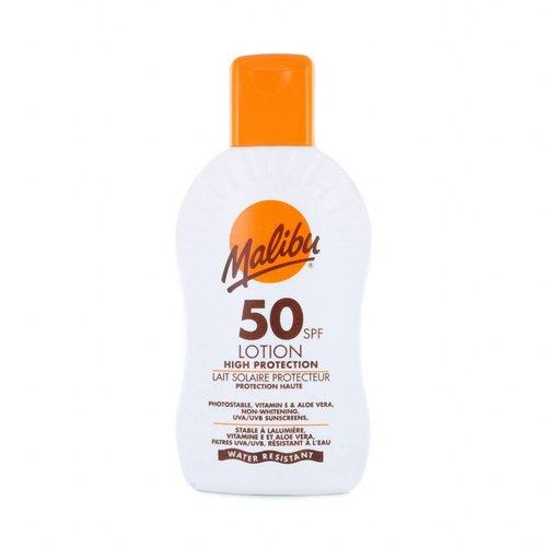 Malibu Zonnebrand Lotion - 200 ml (SPF 50)