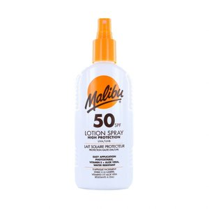 Zonnebrand Spray - 200 ml (SPF 50)