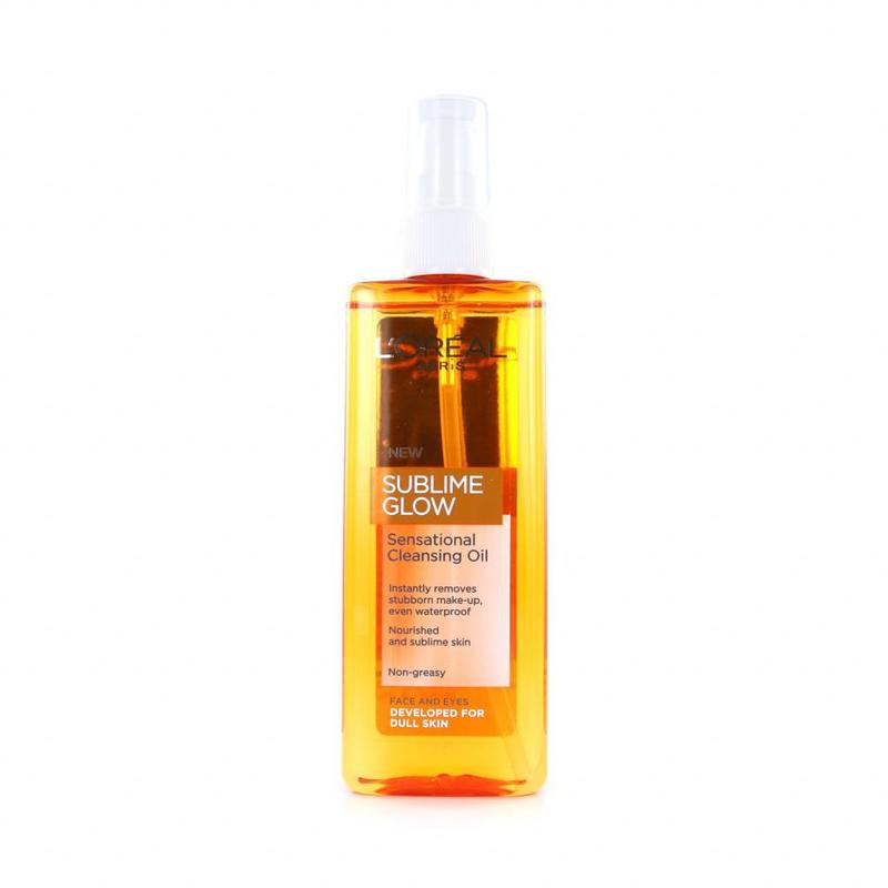 L'Oréal Sublime Glow Sensational Cleansing Oil