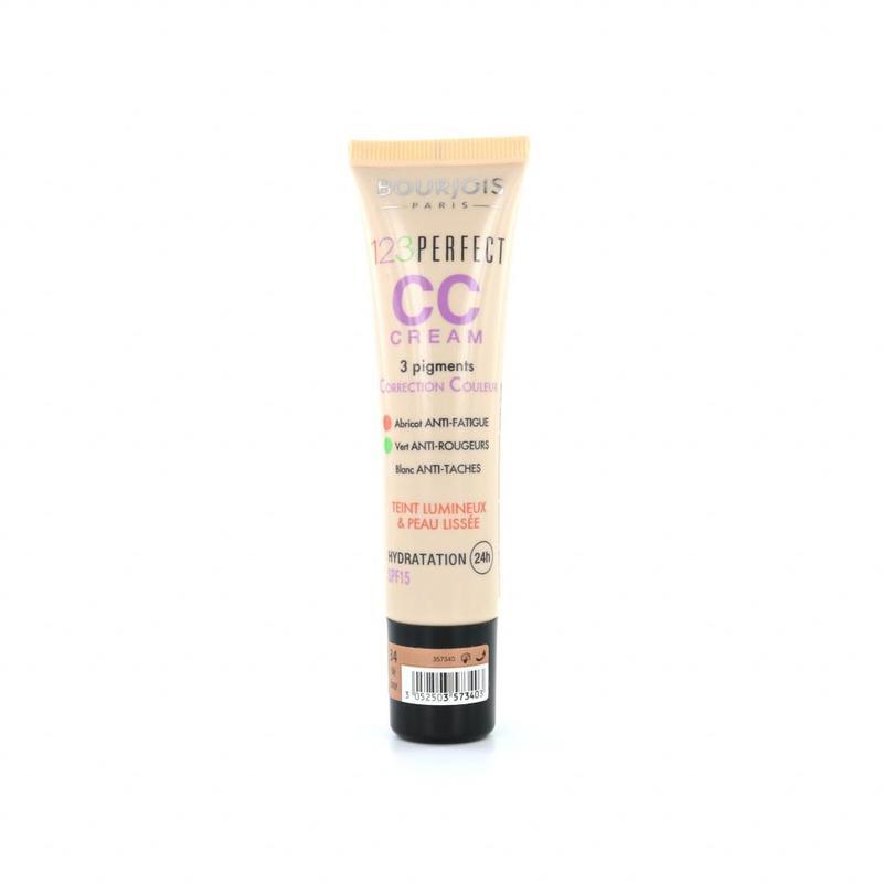 Bourjois 123 Perfect CC Cream - 33 Rose Beige