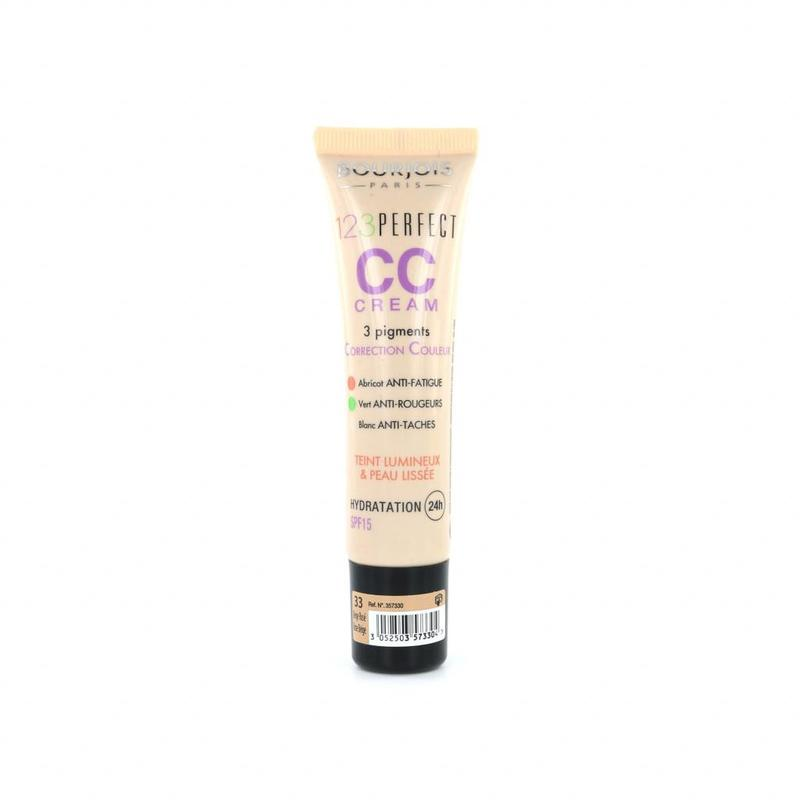 Bourjois 123 Perfect CC Cream - 34 Dark/Bronze