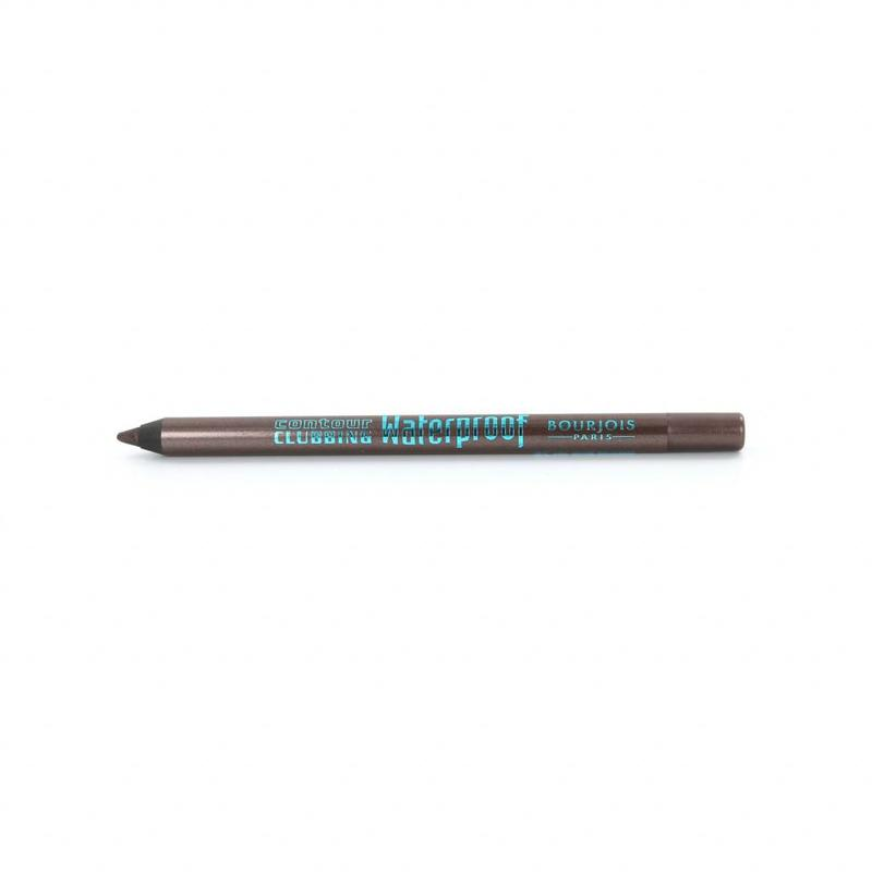 Bourjois Contour Clubbing Waterproof Oogpotlood - 57 Up And Brown