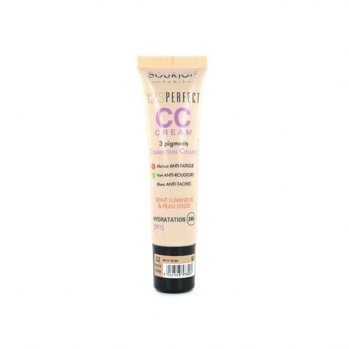 Bourjois 123 Perfect CC Cream - 32 Light Beige