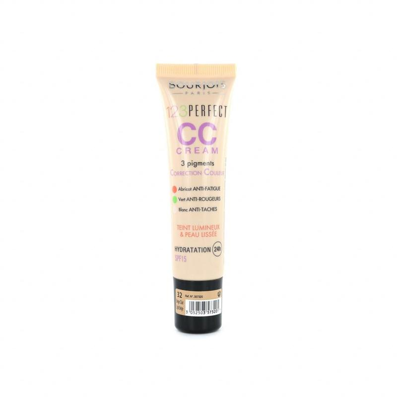 Bourjois 123 Perfect CC Cream - 32 Light Beige
