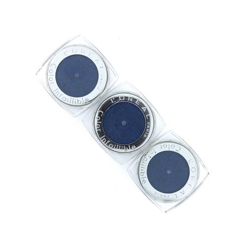 L'Oréal Color Infallible Oogschaduw - 06 All Night Blue (3x Tester)