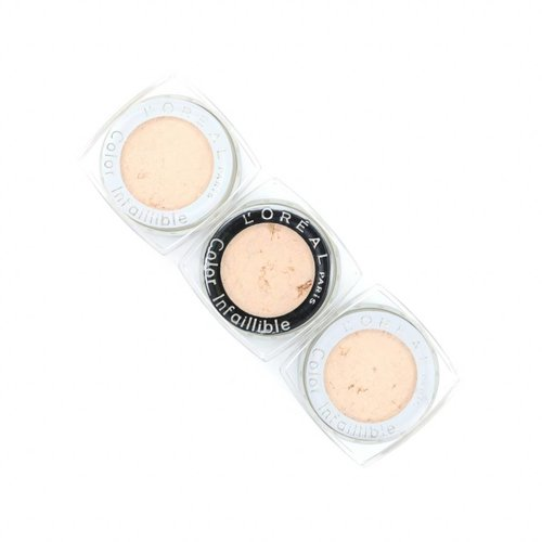 L'Oréal Color Infallible Oogschaduw - 016 Coconut Shake (3x Tester)