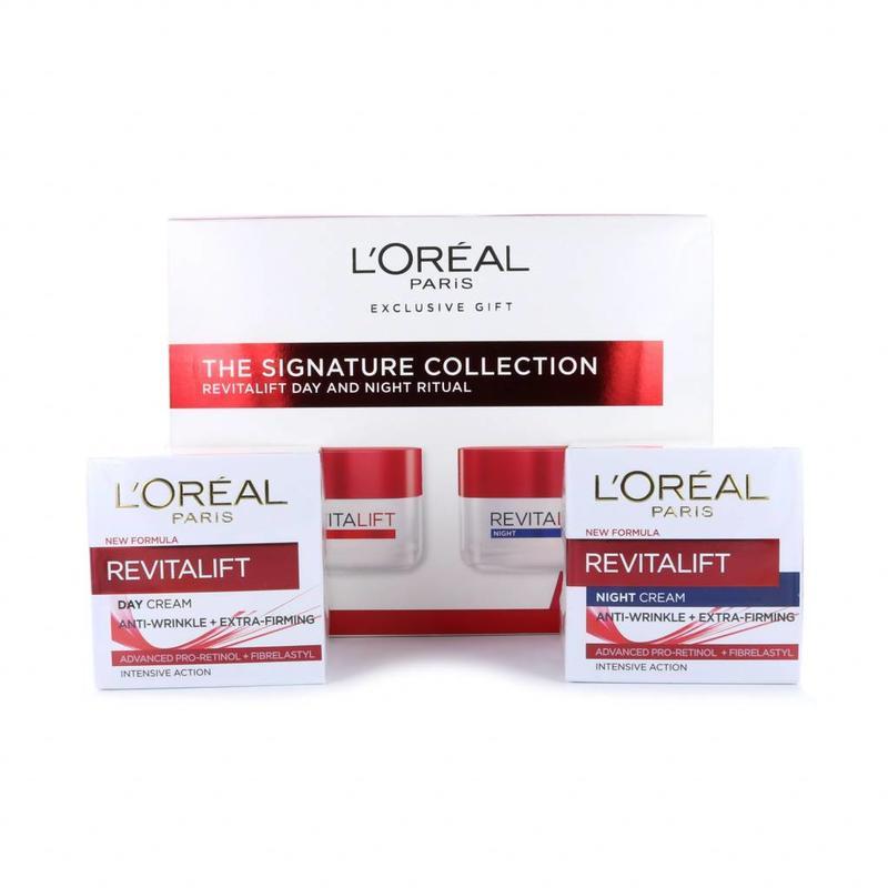 L'Oréal Revitalift The Signature Collection - Dag- en Nachtcrème