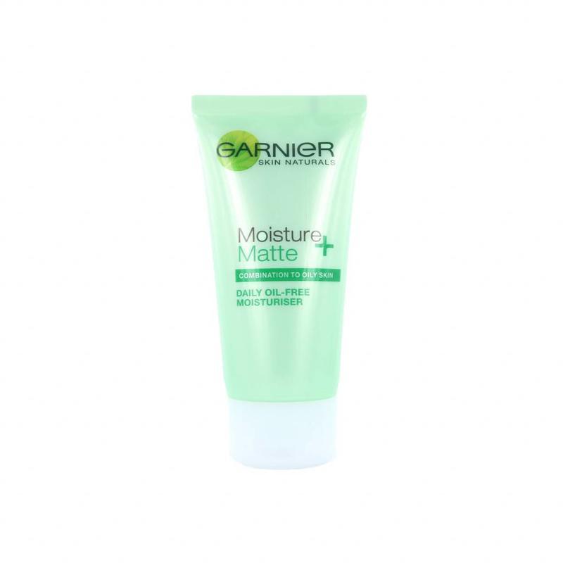 Garnier Skin Naturals Moisture + Matte Dagcrème Vette/Gecombineerde Huid - 50 ml