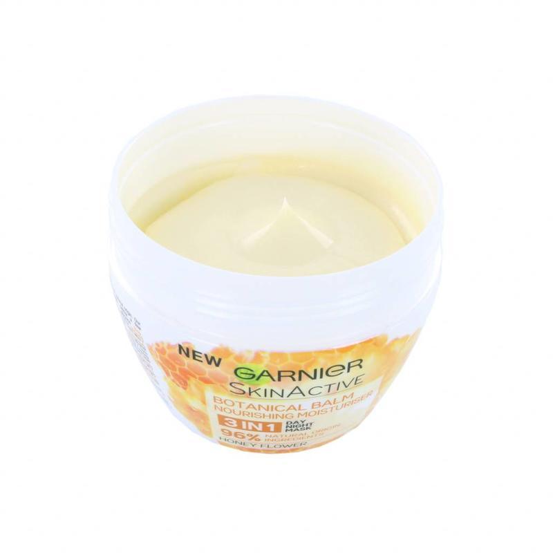 Garnier Skin Active Botanical Balm 3-in-1 Dag- en Nachtcrème/Masker - 140 ml