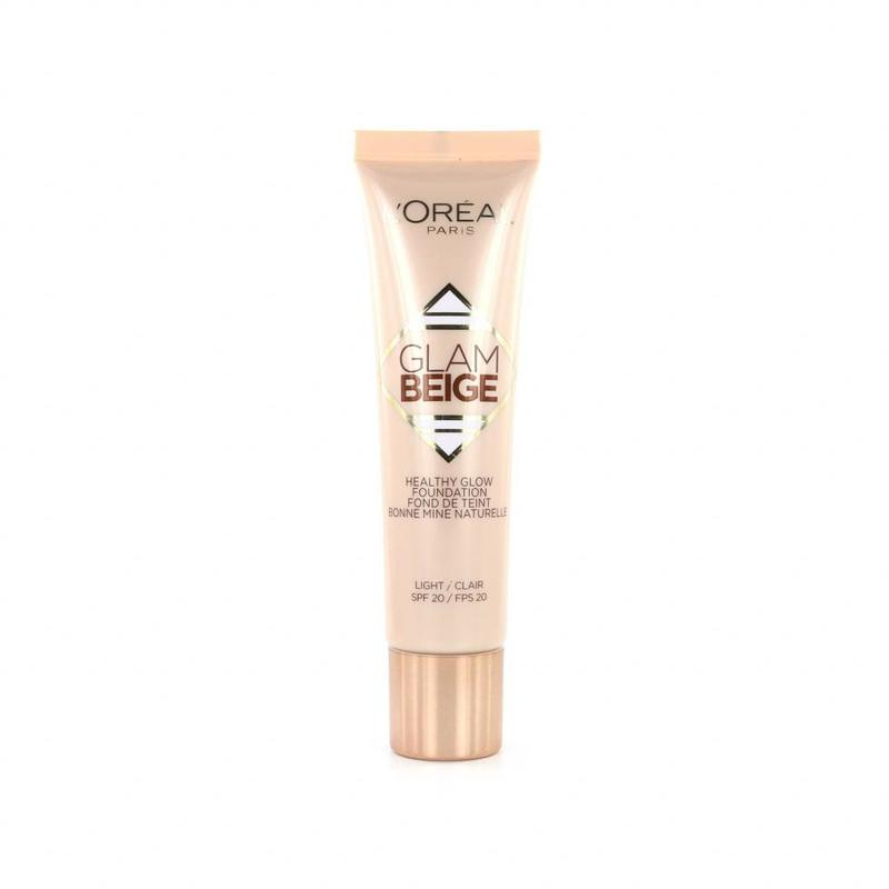 L'Oréal Glam Beige Healthy Glow Foundation - Light