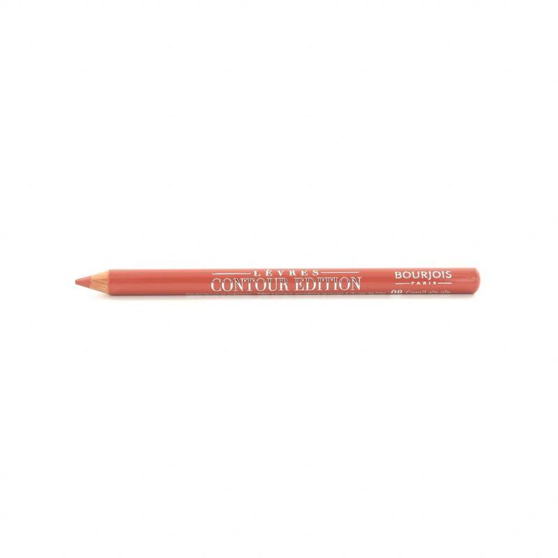 Bourjois Contour Edition Lip Liner - 08 Corail Aïe Aïe