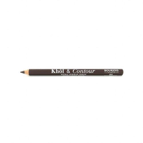 Bourjois Khol & Contour Extra Long Wear Oogpotlood - 004 Brun-Dépendante