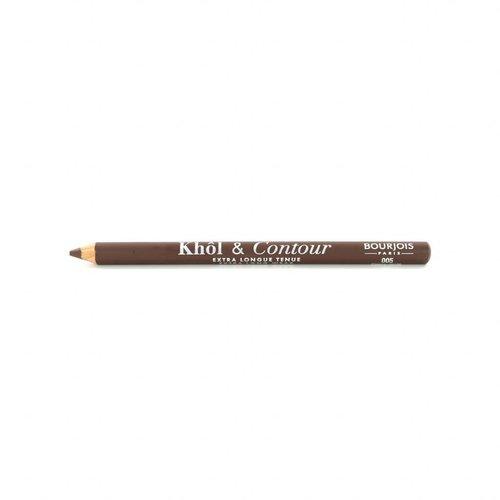 Bourjois Khol & Contour Extra Long Wear Oogpotlood - 005 Choco-Lacté