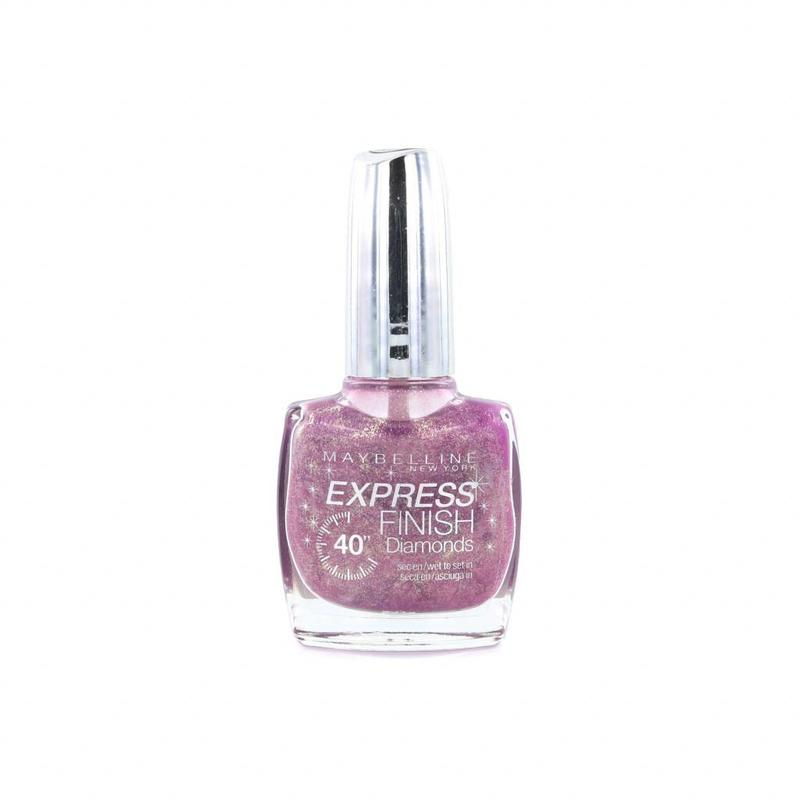 Maybelline Express Finish Nagellak - 531 Mauve Diamonds