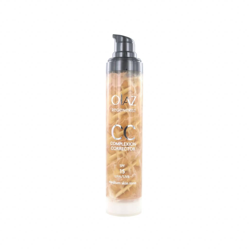 Olaz Regenerist CC Cream - Dark Skin